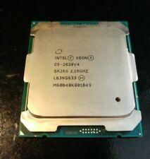 CPU XEON E5-2620 V4 2.1GHz SR2R6 LGA 2011 8 CORE X8  PROCESSORE PROZESSOR