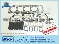 Mitsubishi Pajero Triton Delica 4M40 4M40T VRS Head Gasket Set + Head Bolt Kit