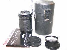 PENTAX SMC 135mm 1:3.5 for pentax 35mm slr K MOUNT LENS mint optics