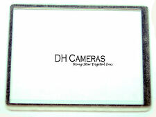 Canon PowerShot SD790 IS IXUS 90 LCD Window + Tape - Free Shipping CD4-0126-000