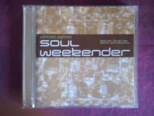 COMPILATION- SOUL WEEKENDER. ULTIMATE EIGHTIES. CD.