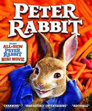 Peter Rabbit (Blu-ray/DVD, 2018)