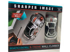 NEW Sharper Image Remote Control X-Treme Wall Climber RC Car Defies Gravity