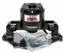 CSR 905NBLK Ford Small Block Electric Water Pump with Back Plate SBF 302 347 351
