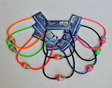 Neckz WOODIEZ- Real Balse Wood Floatz Floating Eyewear Retainers (Pick Color)