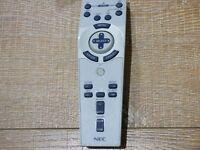 NEC PROJECTOR REMOTE CONTROL RD-394E for VT460 VT560 VT660 Original Genuine