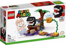 LEGO Mario Chain Chomp Jungle Encounter 71381