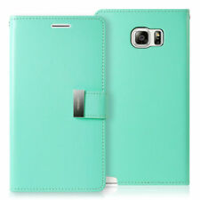 For Samsung Galaxy Note 2 Premium Wallet Case Extra ID Slots Protectiv