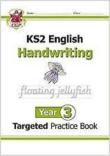 KS2 English Targeted Practice Book: Handwriting - Year 3 (CGP KS2 English)