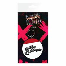Suicide Squad Daddy's Lil Monster Flexible Keyring Keychain - DC Comics