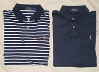 MENS CLASSIC POLO RALPH LAUREN PIMA SOFT TOUCH SHORT SLEEVE POLO SHIRTS PRL GIFT