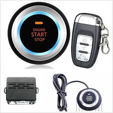 Motor de encendido por autos C3 inicio sistema de alarma remota Pulsador Kit de alerta audible