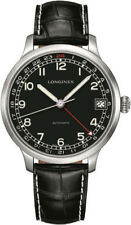 L2.789.4.53.3 | BRAND NEW LONGINES HERITAGE MILITARY GMT AUTOMATIC MEN'S WATCH