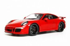 GT Spirit Porsche 991 Carrera S Aerokit Cup Red LE 750pcs 1:18 *New Item!