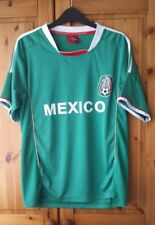 MEXICO Supporters Home Football Shirt size S