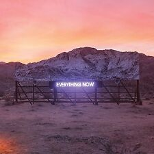 ARCADE FIRE EVERYTHING NOW CD (Day Version) - Released 28th July 2017