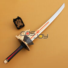 "39"" Samurai Shinkenmaru Spin Morpher and Sword Cosplay Prop -0686"
