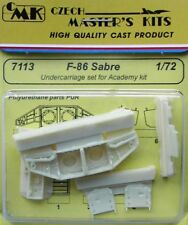 CMK 1/72 F-86 Sabre Undercarriage Set for Academy # 7113
