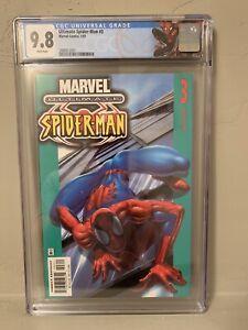 Ultimate Spider-Man #3 CGC 9.8 Custom Label Spider-Man