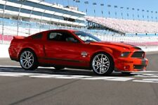 SHELBY COBRA R Metall Schild schwer! 427 GT 500 350 FORD USA FOTOPRINT Mustang