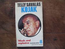 "A cura di Robert Malcom Young, ""Kojak, Weekend esplosico,"""
