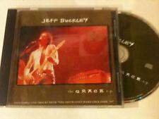 JEFF BUCKLEY 'The Grace EP 1996 Australian Tour CD Single - 4 Tracks