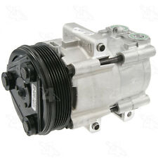 New Four Seasons (or Equivalent) A/C Aftermarket Compressor and clutch 58167