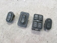2006 VAUXHALL MERIVA 1.8 16V DESIGN FRONT REAR ELECTRIC WINDOW SWITCHES X 4
