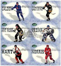 1995-96 Parkhurst International Hockey Trophy Winners 6-Card Insert Set