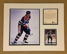 Edmonton Oilers JASON ARNOTT 1994 NHL Hockey 11x14 Matted Lithograph Print