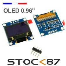"écran OLED 0,96"" 128x64  arduino  bleu ou blanc 4 pins I2C IIC - LCD"