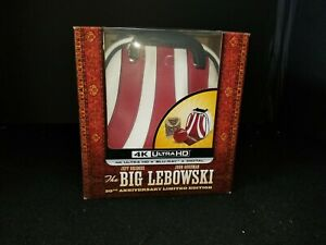 The Big Lebowski DVD, 2018, Includes Digital Copy 4K Ultra HD New!