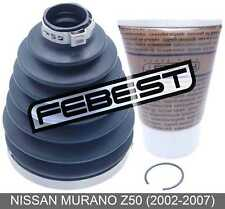 Boot Outer Cv Joint Kit 96.5X127.5X28.5 For Nissan Murano Z50 (2002-2007)