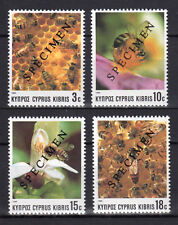 CYPRUS 1989 CYPRUS BEE-KEEPING - SPECIMEN MNH