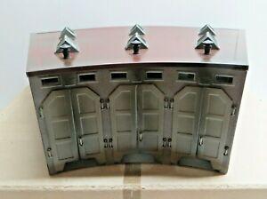Märklin 7028 H0 00 3 - Permanent Engine Shed 800 Illuminated Boxed
