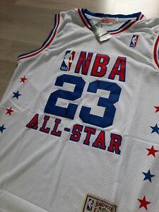 Michael Jordan Trikot Jersey All Star 2003