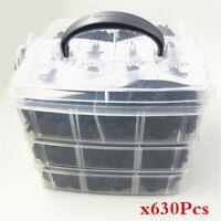 630Pcs 16Kinds 3layers Fasteners Bumper Clip Professional Car Repair Parts Clip