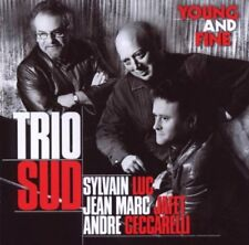 Trio sud sylvain Luc-young and fine Jean Marc Jafet CD neuf emballage d'origine