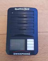 Swissphone Quattro XLSi - Funkmeldeempfänger FME 2m Band