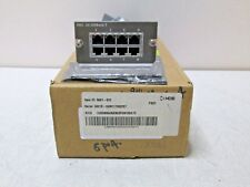 Overture ISG 8-Port 10/100Base-T 5001-910 Ethernet Module Free Shipping