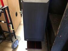 B&W DM16 vintage speakers