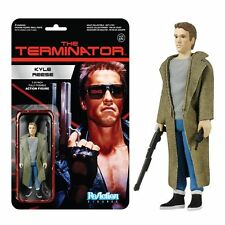 Michael Biehn as Kyly Reese Terminator 3-3/4 Retro FUNKO ReAction Figure w/coat