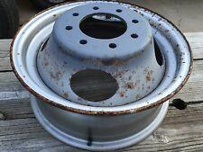 "1993 Chevy GMC 3500 (1) One Ton Dually 16"" x 6"" Steel Wheel Rim"