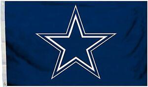 Dallas Cowboys 3x5 Foot Banner Flag New