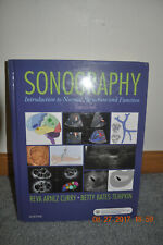 SONOGRAPHY Introduction to Normal Structure and Function