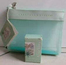 CRABTREE & EVELYN, VINTAGE Aloe Vera Soap and Toiletry Bag!