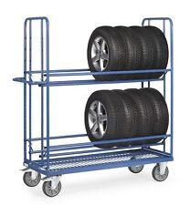 Reifenwagen Reifentransportwagen Reifentransportgerät Tragkraft 400kg Fetra 4596