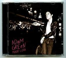 CD Adam GREEN : Minor love / Rough Trade 2010