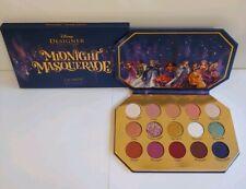 Colourpop Disney Designer Collection Midnight Masquerade Eyeshadow Palette New!