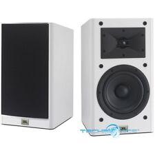 """JBL ARENA 130 WHITE 7"""" BOOKSHELF SPEAKER FOR HOME THEATER MUSIC SYSTEMS (PAIR)"""